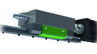 Profilschienenbremsen Robaguidestop von Mayr Antriebstechnik