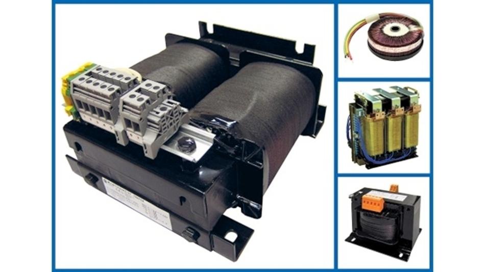 Hochleistungs-Transformatoren, Drosseln, Filter und anderes mehr