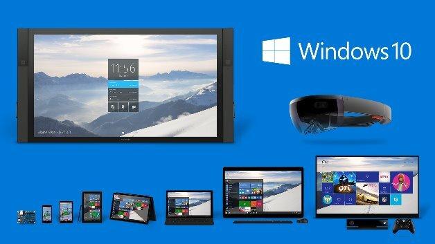 Windows 10 Plattformen