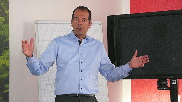 Erik Brenneis, Vodafone: »Das Internet der Dinge verändert zunehmend Unternehmen und Geschäftsmodelle – und das so schnell wie keine Technologie zuvor.«