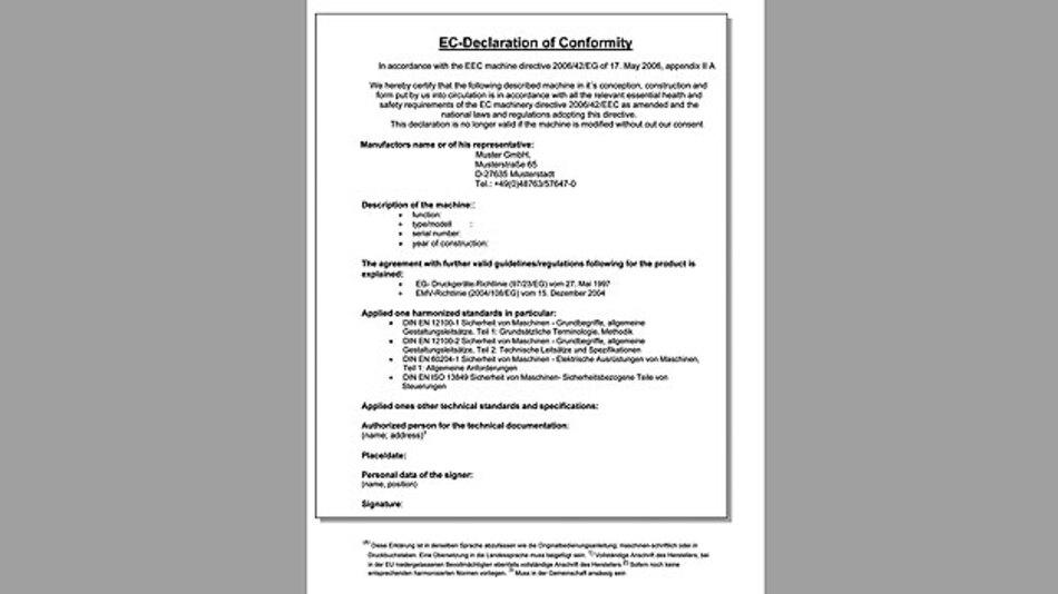 Niederspannungsrichtlinie (2014/30/EU)