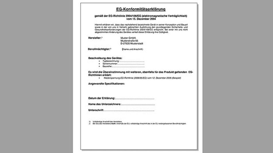 EMV-Richtlinie (2014/35/EU)