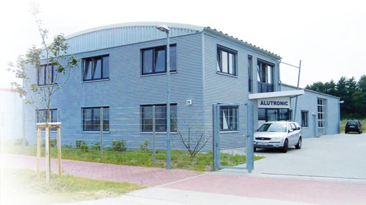 Firmensitz in Geesthacht