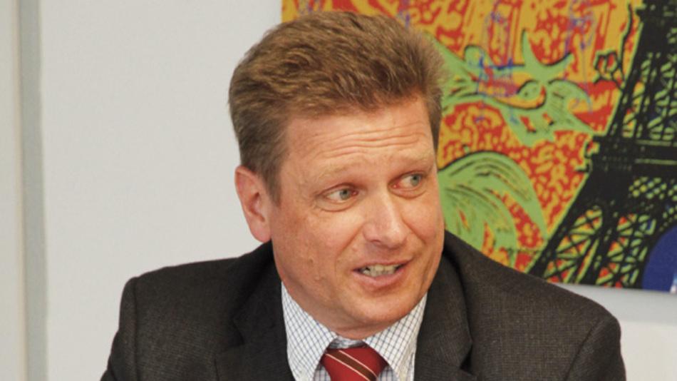 Stefan Dosch, Freescale  »Plötzlich wird Consumer  in Europa ein Thema  und das macht es auch für uns  als Hersteller sehr attraktiv.«