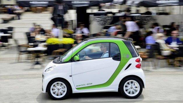 Die Studie wurde mit 146 Smart fortwo electric drive durchgeführt.