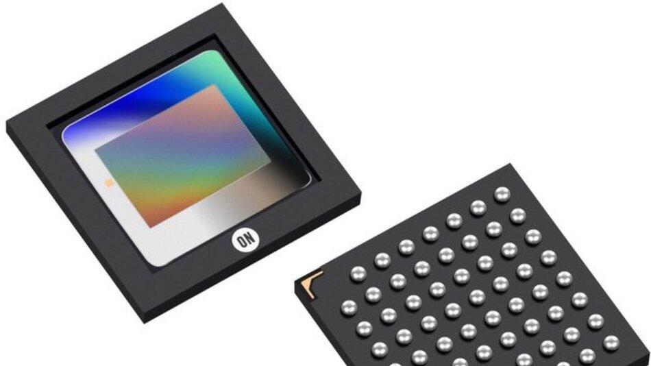 Der CMOS-Bildsensor AR0136AT ist mit BSI-Technik ausgestattet.