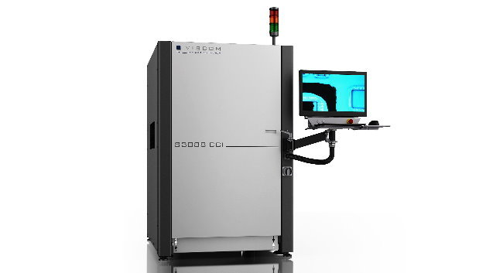 Das Inspektionssystem Viscom S3088 CCI für die Schutzlackprüfung – jetzt auch mit hochgenauer Plasmalackprüfung
