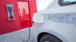 Leichter Zuwachs an Elektrofahrzeugen