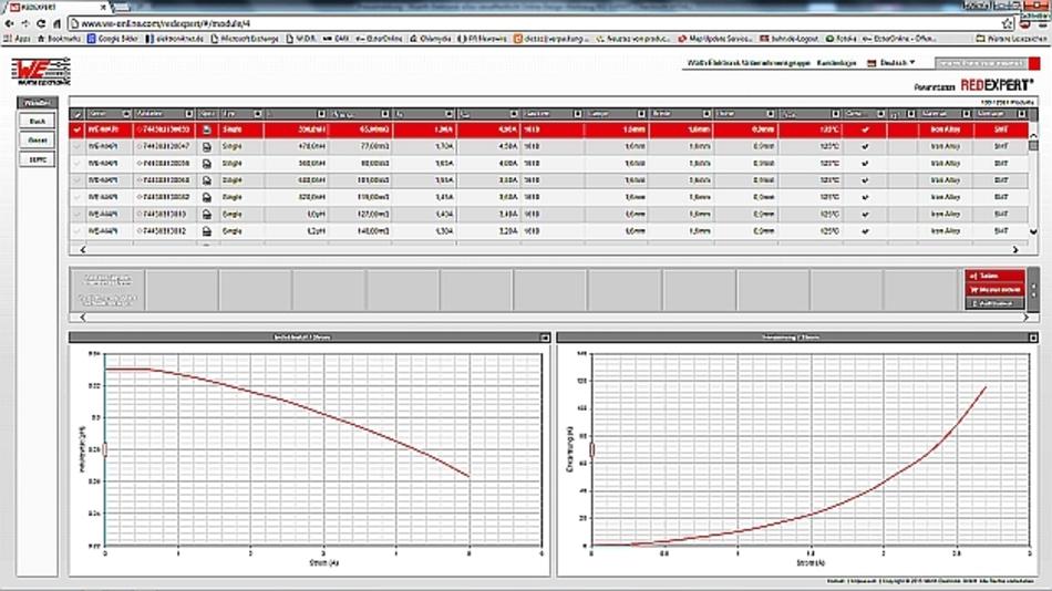 Online-Design-Werkzeug RED EXPERT