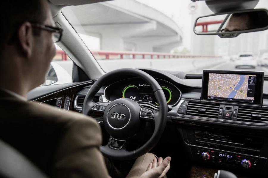 Audi engagiert sich in der in der Forschungsinitiative Ko-HAF.