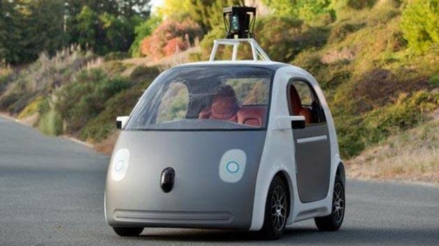 Google arbeitet bereits seit einiger Zeit an selbstfahrenden Fahrzeugen.
