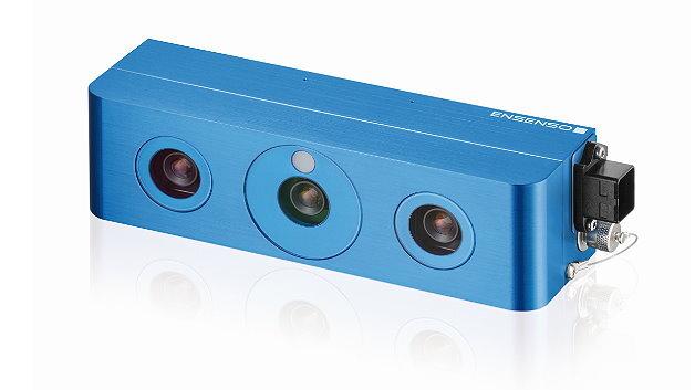Über die »FlexView«-Projektionstechnik verfügt die Stereo-3D-Kamera »Ensenso N35« von Ensenso, erhältlich bei IDS Imaging Development Systems.
