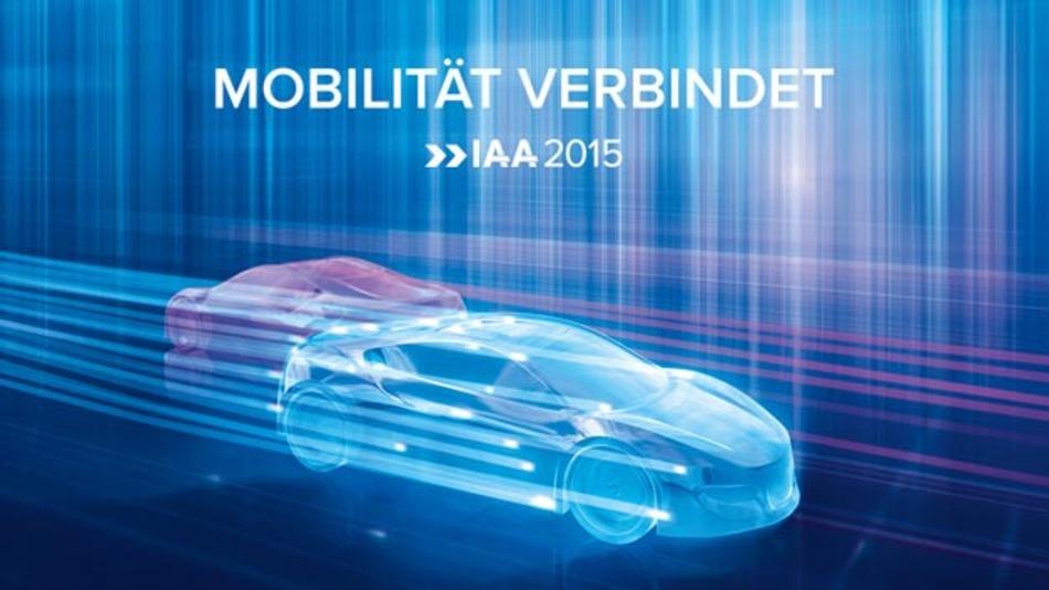 Vom 17. bis 27. September ist Frankfurt der Mittelpunkt der automobilen Welt.