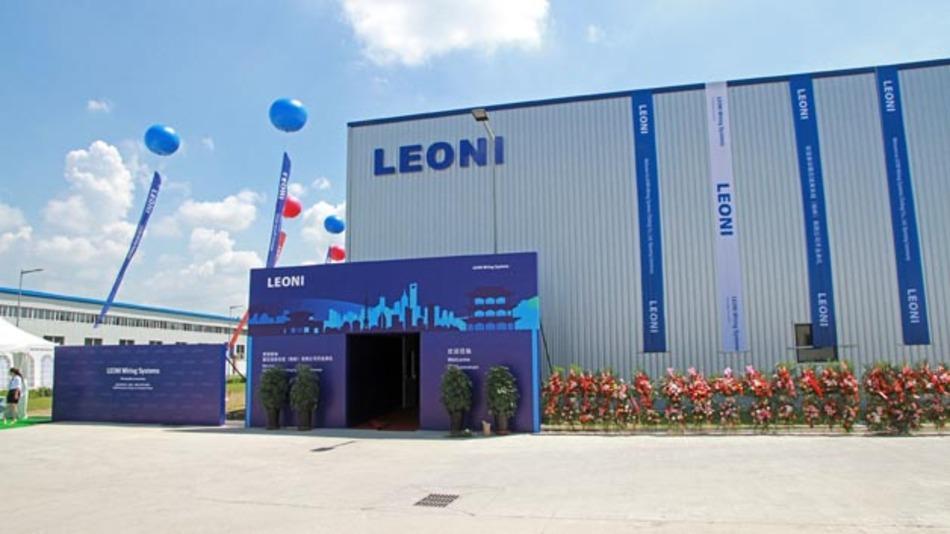 Das neue Bordnetzwerk in Tieling ist mittlerweile das Fünfte von Leoni in China.
