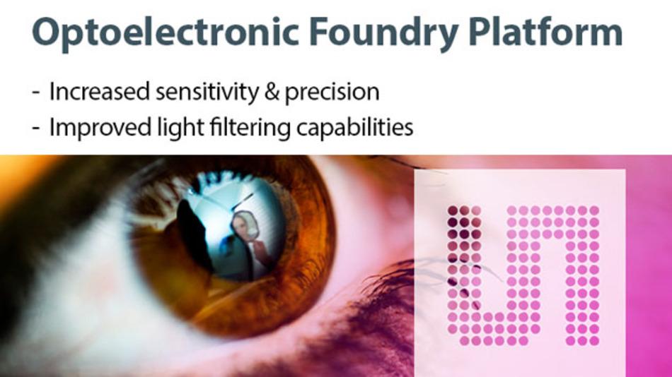 Seine 0,35-µm-CMOS-Prozessplattform hat ams für optoelektronische ICs erweitert