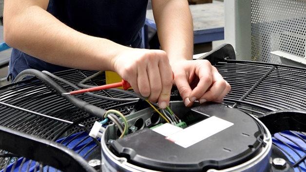 In der Praxis ist ein Ventilator-Projekt in den allermeisten Fällen ein Kompromiss aus fertigungstechnischen und strömungstechnischen Belangen.