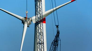 Schmuckbild Wind Energie Zubau
