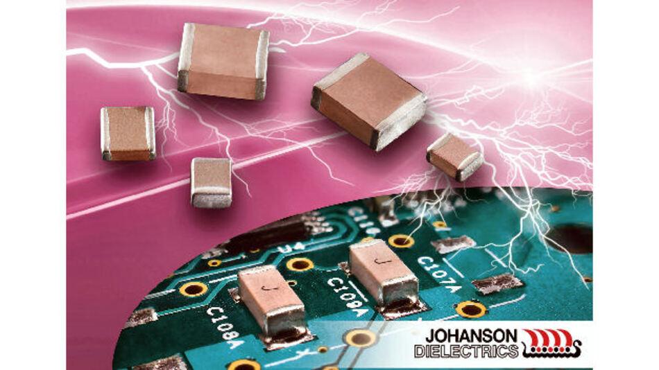 Blume Elektronik kooperiert mit Johanson Dielectrics