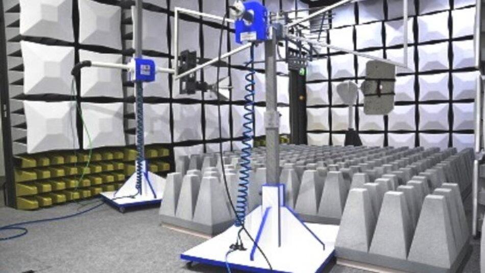Die neue Absorberhalle wurde bereits validiert und zeigt ausgezeichnete Abschirmungs- und Absorptionwerte.