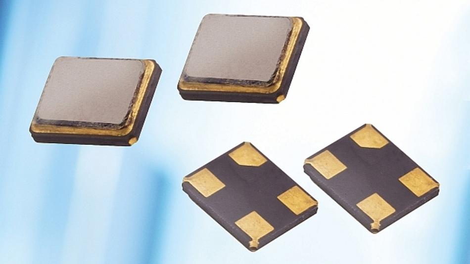 Ultra-Miniatur Schwingquarze