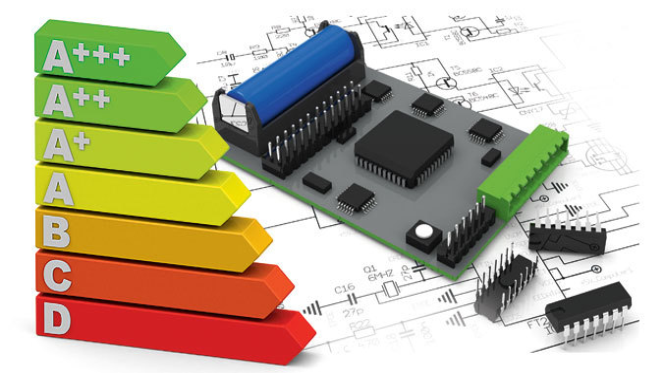 Software optimiert den Energiefluss und optimiert dadurch die Leistungsaufnahme.