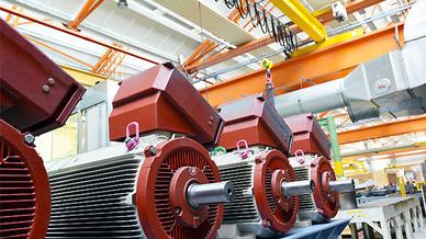 Antriebstechnik, elektrische Antriebe