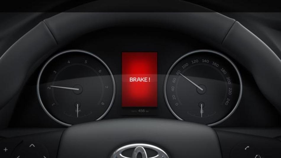 Im Fahrerassistenzsystem Safety Sense von Toyota kommt Continentals Multifunktionskamera mit Lidar zum Einsatz.