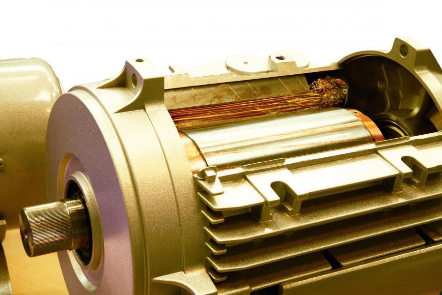 Projekt PerEMot hilft elektrische Direktantriebe zu verbessern.