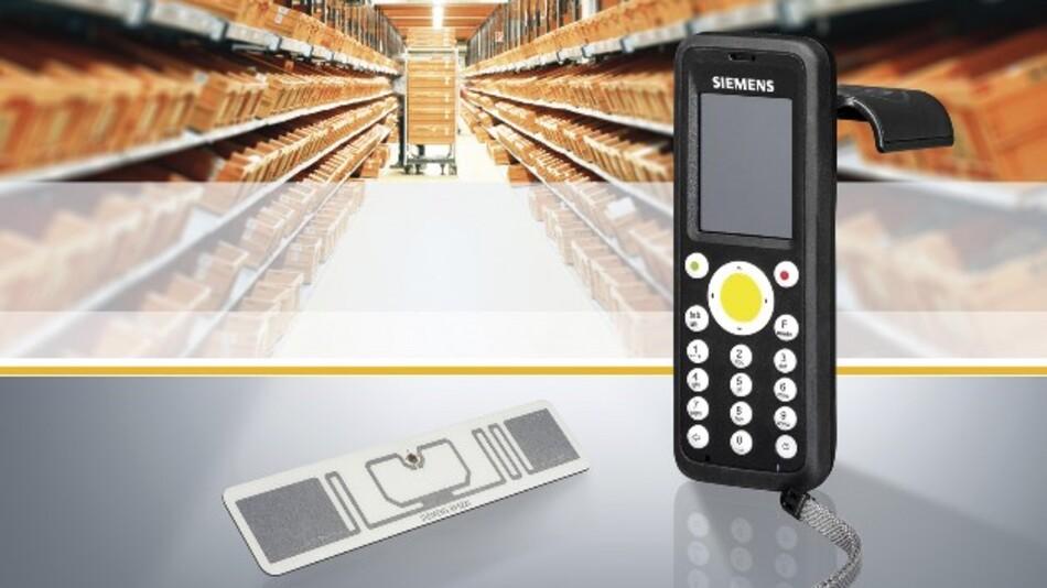 53 Mal mehr Speicherkapazität als typischer RFID-Lösungen bietet das von Schreiner Protech und Siemens entwickelte UHF-RFID-Label mit 4K-Chip (4 KByte).