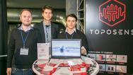 5 3D-Sensorsysteme auf Basis von Ultraschall- und Radartechnik von Toposens