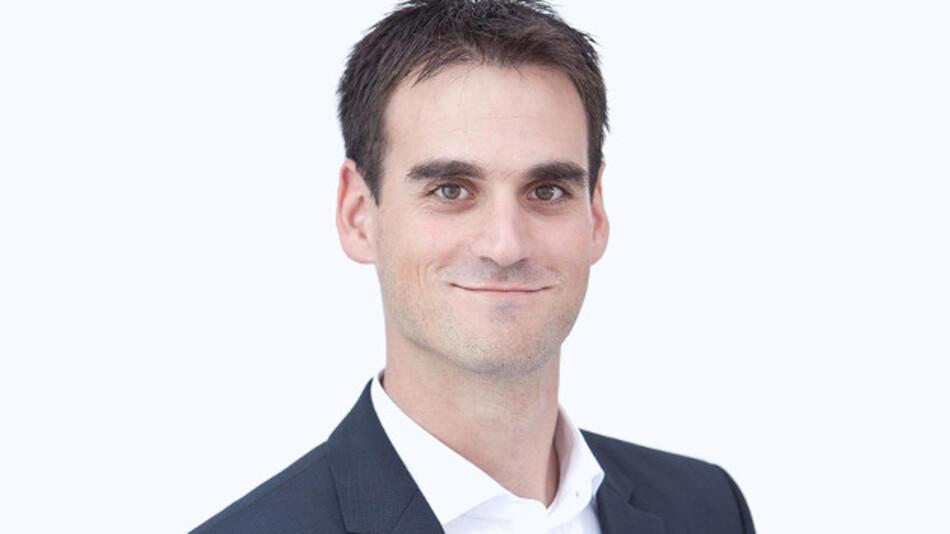 """Daniel Ditterich, Festo: """"Elektrische Antriebe sind leicht regelbar, haben eine hohe Laststeifigkeit und ermöglichen exaktes Positionieren."""""""