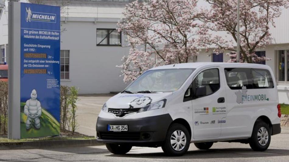 E-Autos senken Kosten und schonen die Umwelt, so die Ergebnisse des Projekts Rheinmobil.