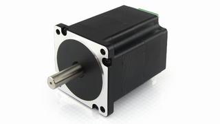Eine hohe Leistungsdichte hat der bürstenlose DC-Servomotor PD6-C von Nanotec Electronic.