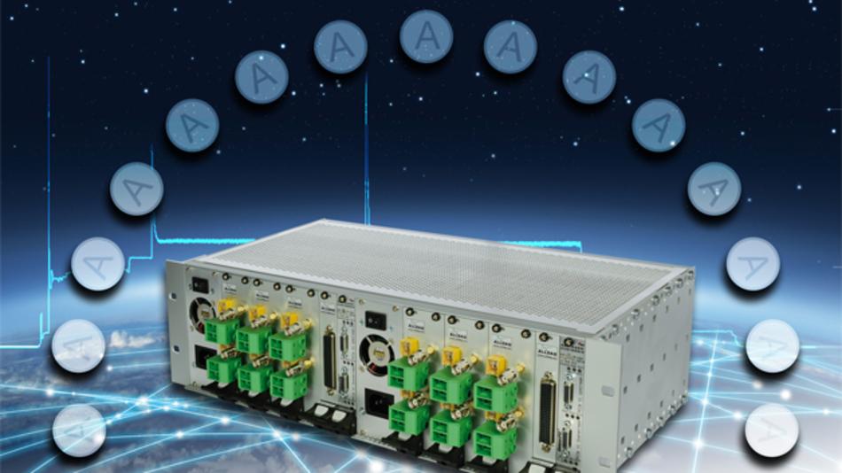Das neue Messsystem ADQ-Express von ALLDAQ eignet sich für Datenerfassungskarten im CompartPCI-Format.