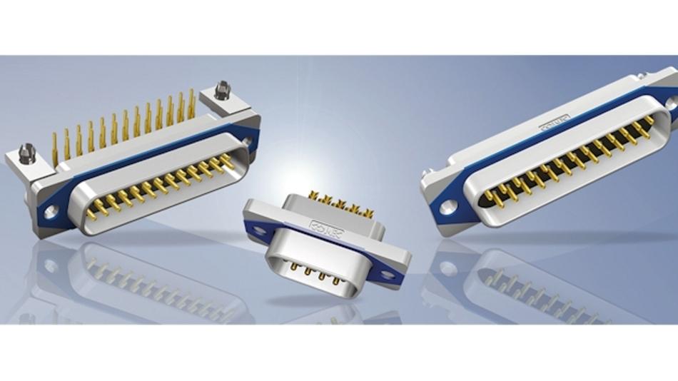 IP67 D-SUB Steckverbinder