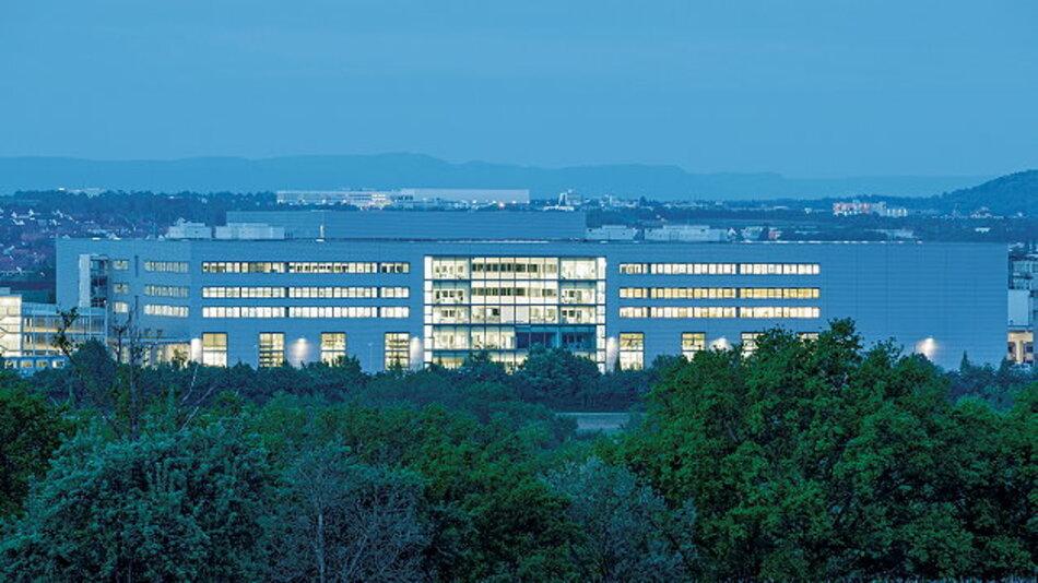 Die Technologiefabrik Scharnhausen – Fertigungsstandort von Festo für Ventile, Ventilinseln und Elektronik.
