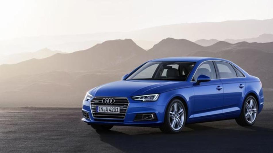 Audi MMI connect beinhaltet beispielsweise im neuen A4 Dienste wie myCarManager und myService.