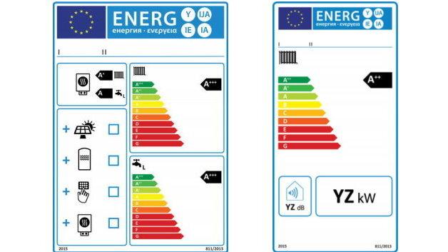 Ab 26.09.2015: Energielabel-Pflicht für Heizgeräte in Kraft ...