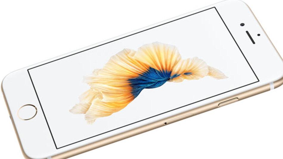 Das iPhone 6s und das iPhone 6s Plus brachen nach drei Tagen alle bisherigen Verkaufsstartrekorde von Apple.
