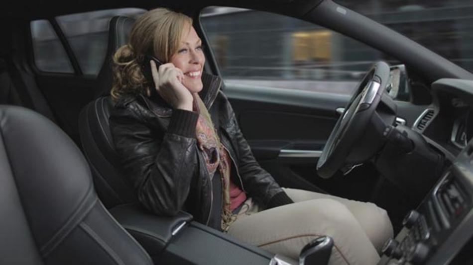 Partnerschaft im Projekt Drive Me: Volvo und Autoliv