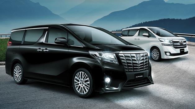 Toyota nutzt die MOST50-INICs von Microchip im Infotainment-System des neuen Alphard.