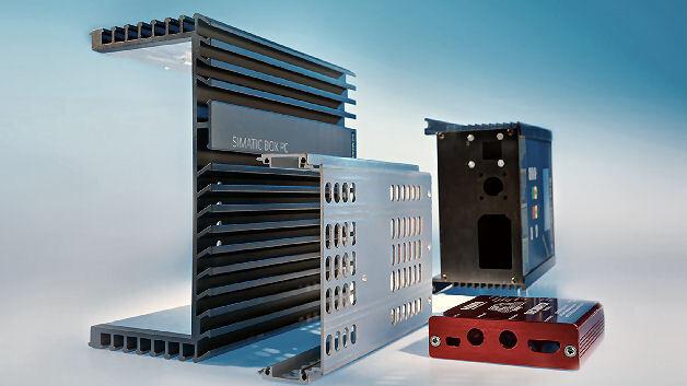 CTX-Spektrum an kühlenden Gehäuselösungen
