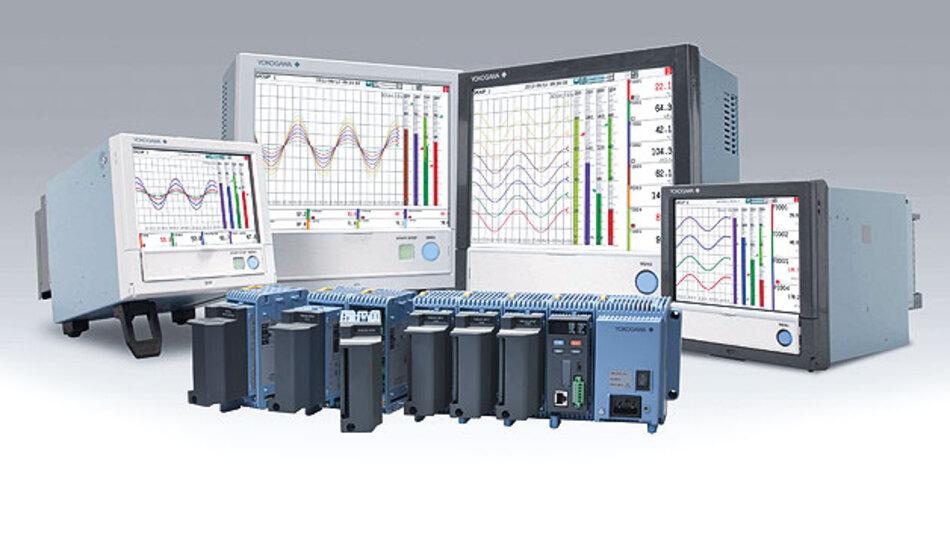 Große Messdatenmengen fallen in der Messtechnik an, die einen leichteren Umgang fordern.