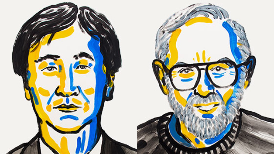 Takaaki Kajita und Arthur McDonald wurden mit dem Nobelpreis für Physik 2015 ausgezeichnet.