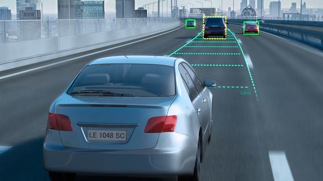 Eine optimale Bilderkennung garantiert, dass Gefahren frühzeitiger erkannt und Unfälle vermieden werden können. Bildprozessoren, wie Toshibas TMPV7506XBG-Serie müssen eine hohe Echtzeitleistung kombiniert mit einer hohen Energieeffizienz aufweisen.