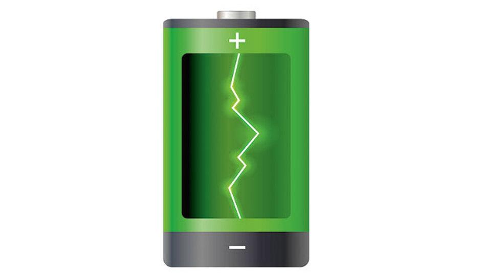 Simulation von Batterien