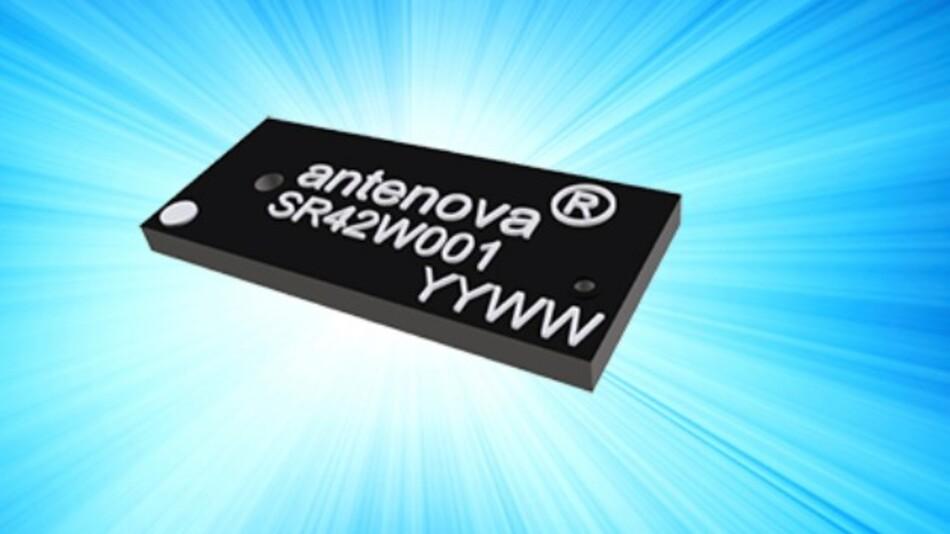 Für M2M-Applikationen hat Antenova die nur 0,5 g schwere Dual-Band-WiFi-Antenne Mutica SR42W001 (Vertrieb: Atlantik Elektronik) entwickelt.