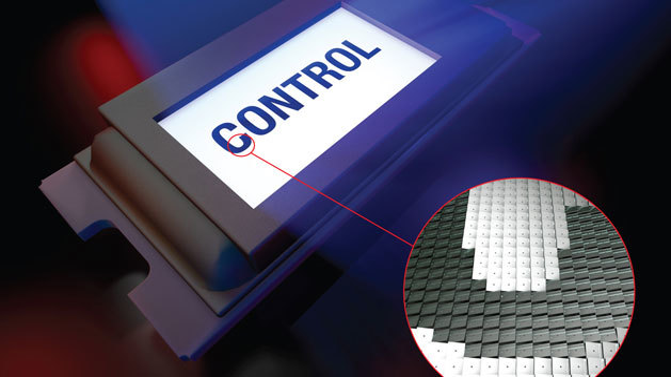 Texas Instruments hat seine DLP-Produktfamilie um den Chipsatz DLP9000X erweitert. Er moduliert das Licht deutlich schneller als seine Vorgänger.