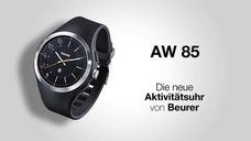 Beurer AW 85 - eine Uhr für den aktiven Alltag
