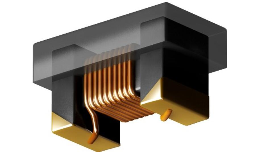 Fastrons drahtgewickelte Chip-Induktivitäten mit Ferritkern der Serie 0402 F (Vertrieb: setron) ermöglichen bei identischen Induktivitätswerten höhere Bemessungsströme und niedrigere Widerstandswerte als Chip-Induktivitäten mit Keramikkern.